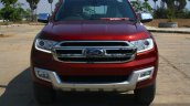 2016 Ford Endeavour 2.2 AT Titanium front Review
