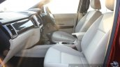 2016 Ford Endeavour 2.2 AT Titanium front cabin Review