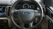 2016 Ford Endeavour 2.2 AT Titanium steering wheel Review