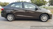 2016 Honda Amaze 1.2 VX (facelift) side First Drive Review
