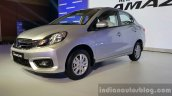 2016 Honda Amaze facelift bumper launched