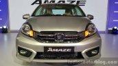 2016 Honda Amaze facelift front launched