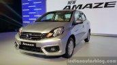 2016 Honda Amaze facelift grille launched