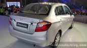 2016 Honda Amaze facelift rear quarter launched