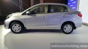 2016 Honda Amaze facelift side launched