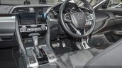 2016 Honda Civic Modulo dashboard at 2016 BIMS