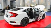 2016 Honda Civic Modulo rear quarter at 2016 BIMS