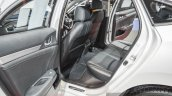 2016 Honda Civic Modulo rear seat at 2016 BIMS