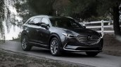 2016 Mazda CX-9 front three quarters in motion