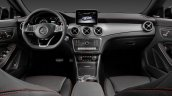2016 Mercedes CLA facelift interior unveiled