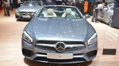 2016 Mercedes SL front at the 2016 Geneva Motor Show