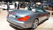 2016 Mercedes SL rear three quarters at the 2016 Geneva Motor Show
