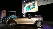 2016 Mini Convertible side India launch