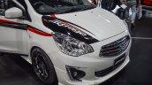 2016 Mitsubishi Attrage at 2016 Bangkok International Motor Show
