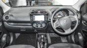2016 Mitsubishi Attrage interior dashboard at 2016 Bangkok International Motor Show