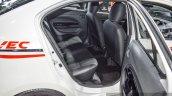 2016 Mitsubishi Attrage rear seats at 2016 Bangkok International Motor Show