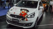 2016 Mitsubishi Mirage at 2016 Bangkok International Motor Show (Thailand)
