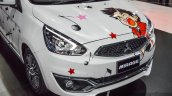 2016 Mitsubishi Mirage at 2016 Bangkok International Motor Show