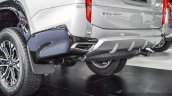 2016 Mitsubishi Pajero Sport rear diffuser at 2016 BIMC