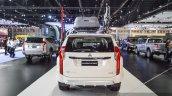 2016 Mitsubishi Pajero Sport rear profile at 2016 BIMC
