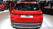2016 Peugeot 2008 (facelift) rear at the Geneva Motor Show Live