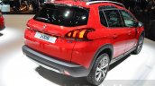 2016 Peugeot 2008 (facelift) rear three quarter at the Geneva Motor Show Live