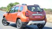 2016 Renault Duster facelift AMT