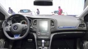 2016 Renault Megane Estate GT dashboard at the 2016 Geneva Motor Show