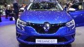 2016 Renault Megane Estate GT front at the 2016 Geneva Motor Show