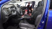 2016 Renault Megane Estate GT front cabin at the 2016 Geneva Motor Show