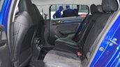 2016 Renault Megane Estate GT rear seat at the 2016 Geneva Motor Show