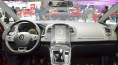 2016 Renault Scenic dashboard at the 2016 Geneva Motor Show Live