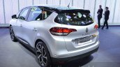 2016 Renault Scenic rear quarter at the 2016 Geneva Motor Show Live