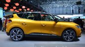 2016 Renault Scenic side at the 2016 Geneva Motor Show Live