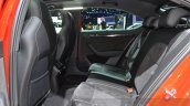 2016 Skoda Superb SportLine rear seats at 2016 Geneva Motor Show