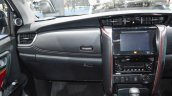 2016 Toyota Fortuner TRD Sportivo dash at 2016 BIMS