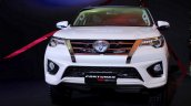2016 Toyota Fortuner TRD Sportivo front launched in Thailand