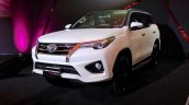 2016 Toyota Fortuner TRD Sportivo launched in Thailand