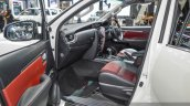 2016 Toyota Fortuner TRD Sportivo seats at 2016 BIMS