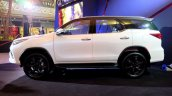 2016 Toyota Fortuner TRD Sportivo side launched in Thailand