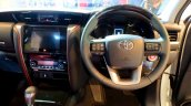 2016 Toyota Fortuner TRD Sportivo steering wheel launched in Thailand