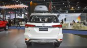 2016 Toyota Fortuner White rear at 2016 BIMS