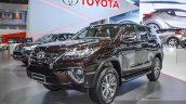 2016 Toyota Fortuner front quarter at 2016 BIMS
