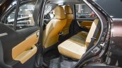2016 Toyota Fortuner rear seat at 2016 BIMS