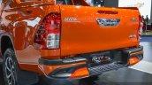 2016 Toyota Hilux Revo TRD Sportivo boot lid at 2016 BIMS