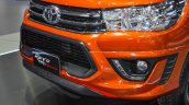 2016 Toyota Hilux Revo TRD Sportivo front bumper at 2016 BIMS