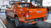 2016 Toyota Hilux Revo TRD Sportivo rear three quarter at 2016 BIMS