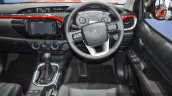 2016 Toyota Hilux Revo TRD Sportivo steering wheel at 2016 BIMS