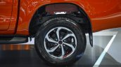 2016 Toyota Hilux Revo TRD Sportivo wheel at 2016 BIMS
