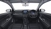 2016 Toyota Vios Exclusive interior launched in Thailand